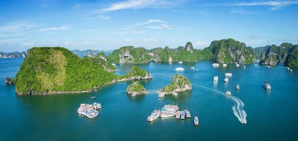 Combo Kỳ nghỉ tại khách sạn Paradise Suite 4 sao Hạ Long </br> Giá chỉ 1,090,000 VNĐ/ khách