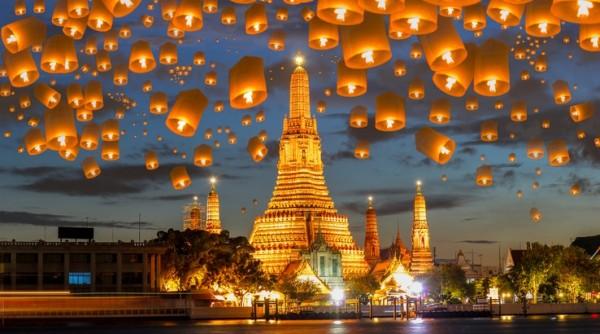 Du lịch đất nước Thái Lan xinh đẹp