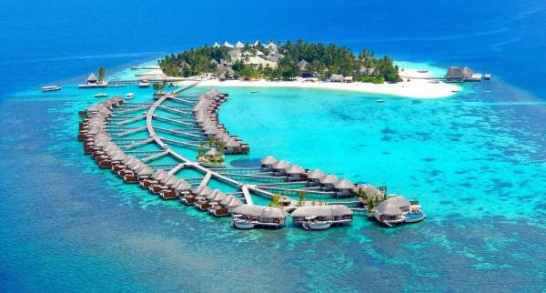TRẢI NGHIỆM THIÊN ĐƯỜNG BIỂN MALDIVES DỊP GIÁNG SINH 2018
